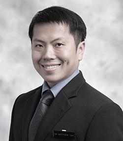 Dr Matthew Tan