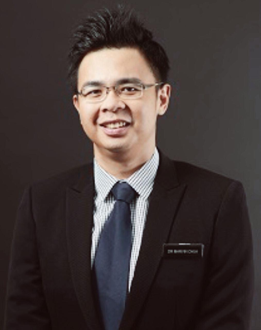 Dr Marvin Chua